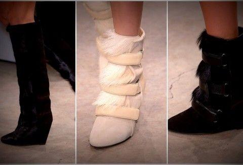 Αυτές είναι οι νέες must have... ΜΠΟΤΕΣ που θα φορεθούν το χειμώνα! (PHOTOS)