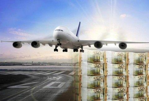 ΣΥΓΚΛΟΝΙΣΤΙΚΗ ΑΠΟΚΑΛΥΨΗ: Πτήσεις μετέφεραν μετρητά στην Ελλάδα το 2011-12!!!