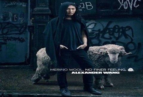Αυτό είναι το νέο project του Alexander Wang!!!