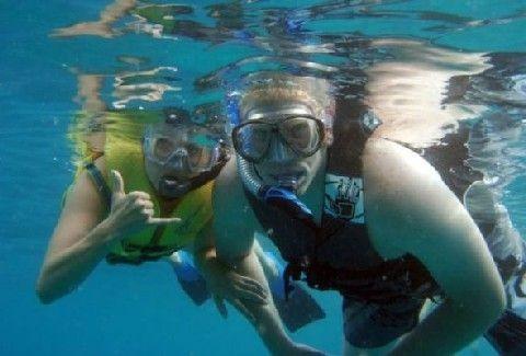 ΣΟΚΑΡΙΣΤΙΚΟ! Τι το ήθελε να πάει για...scuba diving πριν το ΓΑΜΟ; Τι συγκλονιστικό συνέβη;;; (PHOTOS)