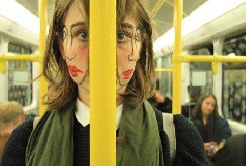 Βερολινέζος καλλιτέχνης αντιγράφει τον ΠΙΚΑΣΟ και δημιουργεί μια... ΖΩΝΤΑΝΗ ΤΕΧΝΗ! (ΕΚΠΛΗΚΤΙΚΕΣ PHOTOS)