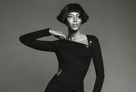 Naomi Campbell:
