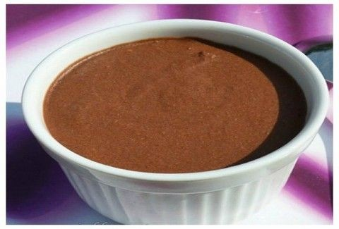 Η τέλεια μους σοκολάτας χωρίς ζάχαρη!
