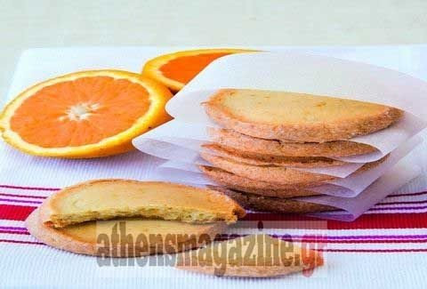 Μπισκότα πορτοκαλιού! - Η πιο εύκολη συνταγή για κάθε στιγμή της ημέρας!