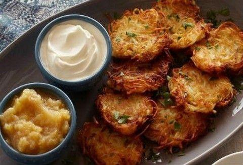Τι θα φαμε σήμερα;;;;Εύκολες φωλιές πατάτας!