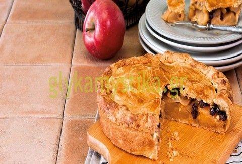 Η μηλόπιτα του Jamie Oliver