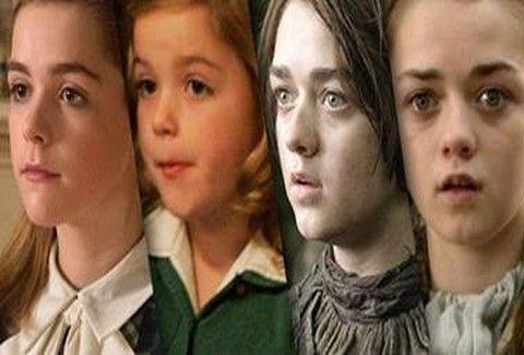 Τα... τηλεοπτικά παιδιά μεγάλωσαν! Πως είναι σήμερα oι Arya Stark, Jake Harper & σία;;; (PHOTOS)