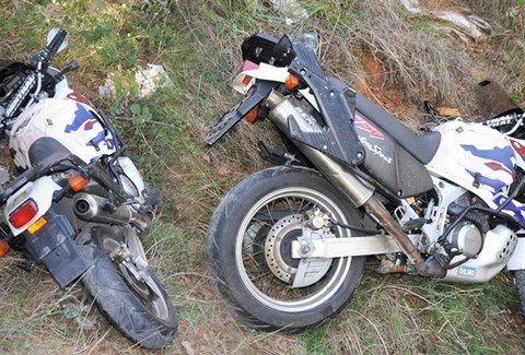 Αυτή είναι η μοτοσικλέτα των δραστών της δολοφονίας των Χρυσαυγιτών!!! Ποια είναι τα νέα στοιχεία που έχουν οι αστυνομικοί;;;