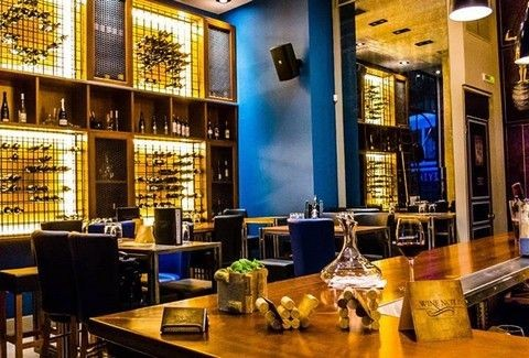 Wine not? To wine bar του Χαλανδρίου... ωρίμασε και σας περιμένει!