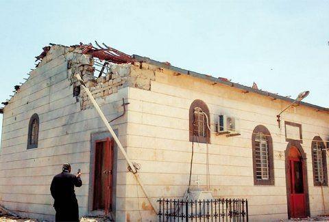ΣΟΚ στο Ηράκλειο! Ξεκίνησε ο ΘΡΗΣΚΕΥΤΙΚΟΣ ΠΟΛΕΜΟΣ στη χώρα μας;;; Άραβας ΒΑΝΔΑΛΙΣΕ Εκκλησία, βάζοντας ΦΩΤΙΑ ΣΕ ΕΙΚΟΝΕΣ!!!