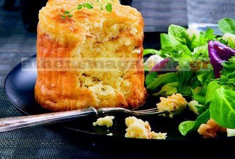 Τι θα φτιάξουμε σήμερα;;; - Πεντανόστιμο σουφλέ πατάτας!