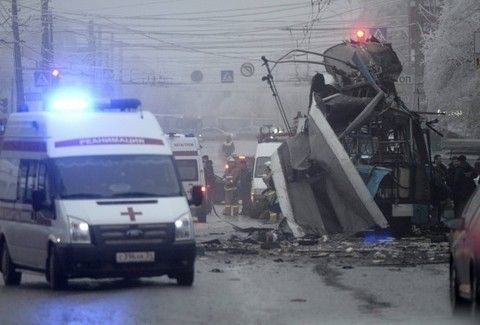 NEO ΣΟΚ στη Ρωσία με βομβιστική επίθεση και νεκρούς!!! (PHOTOS)