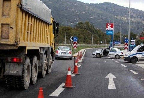 ΠΡΟΣΟΧΗ: Κλειστή η εθνική Αθηνών-Πατρών!