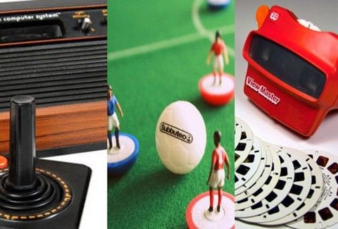 Subbuteo, Atari, Bibi-Bo, View Master κ.α.: Όλα τα αγαπημένα παιδικά παιχνίδια της δεκαετίας του 80! (PHOTOS)