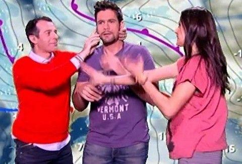Τι ήθελε η Μενεγάκη τον Ουγγαρέζο πρωί-πρωί;;; Το τηλεφώνημα έκπληξη της Ελένης στο Πρωινό Μου!!! (VIDEO)