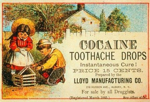 ΑΠΙΣΤΕΥΤΟ! Όταν διαφήμιζαν την κοκαΐνη υποστηρίζοντας πως θεραπεύει τον πονοκέφαλο, τις αϋπνίες, την τριχόπτωση...!!! (PHOTOS)