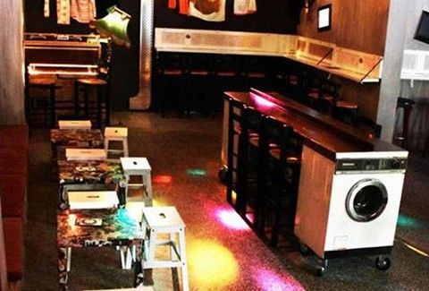 Πλυντήριο Bar: Μεθυστικές & funky... μπουγάδες στο Μεταξουργείο!