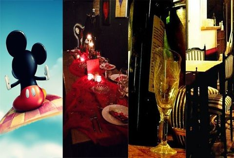 El Bar Resto: Μια... πονηρή Disneyland με διεθνή κουζίνα και δροσερά cocktails στη Γλυφάδα!