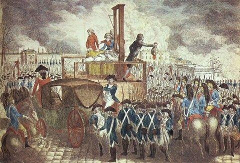 Όταν ο Λουδοβίκος ο 16ος οδηγούνταν στον αποκεφαλισμό... - Ποιος ήταν ο βασιλιάς που ήθελε να γίνει κλειδαράς;;;