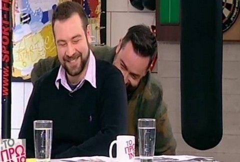 ΟΥΠΣΣΣΣΣ ΛΑΘΟΣ!!! Η μεγάλη Γκάφα του Θέμη Γεωργαντά on air για ΑΝΤΩΝΗ -ΥΒΟΝΝΗ-ΖΕΤΑ-ΚΟΥΜΠΑΡΙΑ!!! (VIDEO)