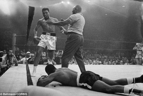 Η μεγάλη νίκη του Muhammad Ali το 1964 ήταν... στημένη;;; (PHOTOS)