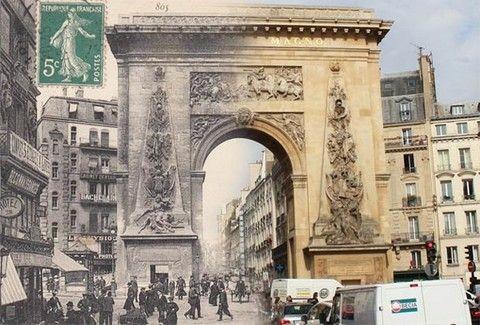 ΕΚΠΛΗΚΤΙΚΟ!!! Ταξίδι στο Παρίσι του 1900!! - ΔΕΙΤΕ τη ΣΥΓΚΛΟΝΙΣΤΙΚΗ φωτογραφική συλλογή που θα σας μαγέψει!! (PHOTOS)