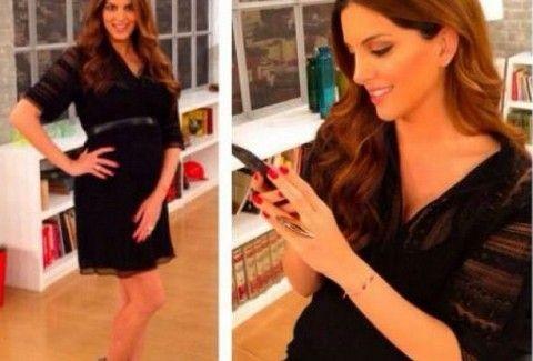 ΒΡΗΚΑΜΕ ΤΙ ΦΟΡΑΕΙ Δεν θα πιστέψεις πόσο κοστίζει το μαύρο φορεματάκι της Σταματίνας Τσιμτσιλή! Δες το look της!
