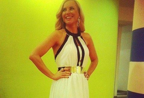 Τι φόρεσε η Μαρία Μπεκατώρου στο live του YFSF; (PHOTO)