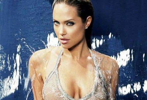 Angelina Jolie: Η SEXY φωτογράφιση στα 20 της, που από τότε φαινόταν ότι θα γίνει star! (PHOTOS)