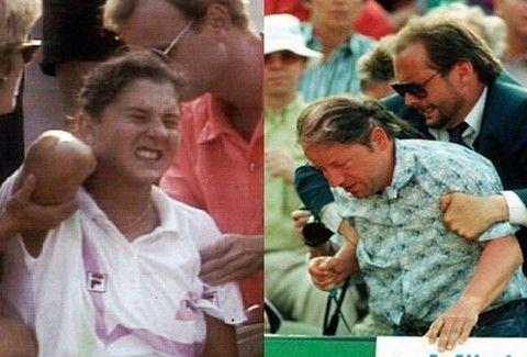 ΣΟΚ!! ΜΑΧΑΙΡΩΣΕ τενίστρια για να μην κερδίσει!! - Ποια η ιστορία που είχε ΣΥΓΚΛΟΝΙΣΕΙ τον κόσμο του αθλητισμού;;; (PHOTO)