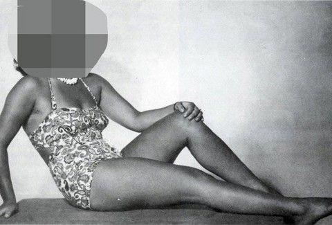 QUIZ: Ποια είναι η ΠΑΣΙΓΝΩΣΤΗ και ΤΑΛΑΝΤΟΥΧΑ Ελληνίδα ηθοποιός που τόλμησε να φωτογραφηθεί με μαγιό τη δεκαετία του '50; (PHOTO)
