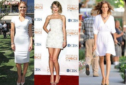 Δες πώς να φορέσεις το λευκό σου ΦΟΡΕΜΑ με 3 διαφορετικά στυλ! (PHOTOS) 75a5ad9da68