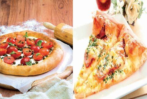 Μουντιαλικές συνταγές για πίτσα: Ελλάδα - Ιαπωνία ή Πίτσα µε σάλτσα φέτας & ντοµατίνια vs Πίτσα κοτόπουλο τεριγιάκι!