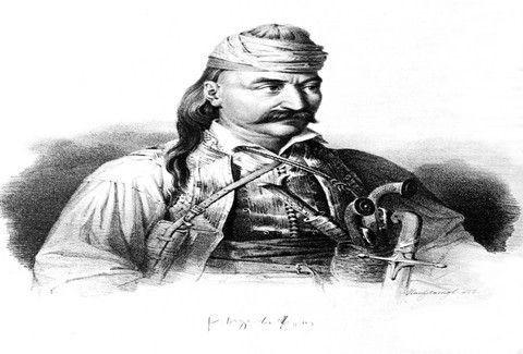 Το τατουάζ του Κολοκοτρώνη! Η άγνωστη ιστορία πίσω από τον μεγαλύτερο εφιάλτη των Τούρκων (PHOTO)