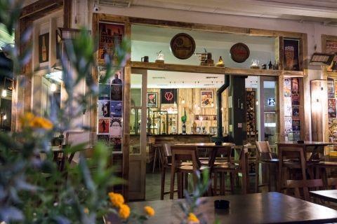Κουρδιστήρι Beer: Ένας... ναός της μπύρας, με εκλεκτές γεύσεις από όλο τον κόσμο!