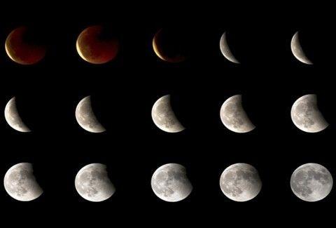 Ζώδια: Τα σεληνιακά φαινόμενα του Νοεμβρίου!