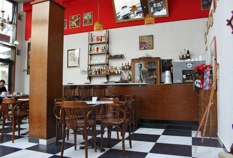 1968: Στην Καλλιθέα θα βρεις ένα από τα ομορφότερα παραδοσιακά καφενεία της πόλης!