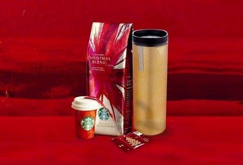 Τα Χριστούγεννα έρχονται πάντα πρώτα στα Starbucks! Δείτε ποιες εκπλήξεις μας περιμένουν αυτές τις γιορτές!