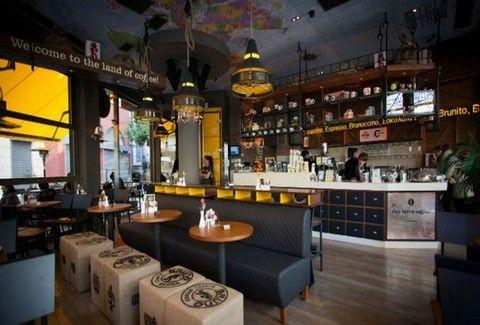 Ξέχνα τα Mikel, έρχονται τα Bruno: Είναι αυτή η αλυσίδα cafe που θα κυριαρχήσει στην ελληνική αγορά;;;
