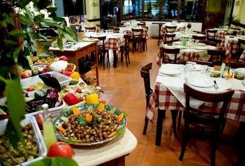 Osteria da Claudio: Ένα ξεχωριστό ιταλικό εστιατόριο... 4 εποχών!