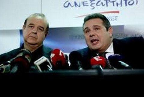Συνεχίζονται οι καταθέσεις για την υπόθεση δωροδοκίας! Στον εισαγγελέα σήμερα ο Πάνος Καμμένος και ο Παύλος Χαϊκάλης!