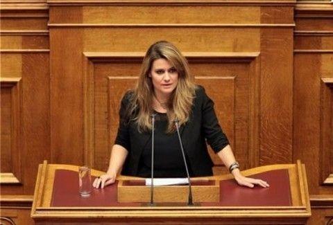ΤΩΡΑ: ΒΟΜΒΑ στην Βουλή με την ΑΝΕΞΑΡΤΗΤΟΠΟΙΗΣΗ της Νίκης Φούντα