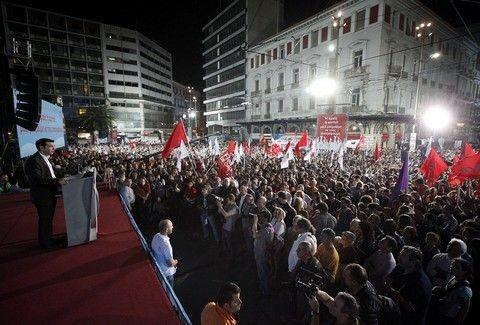 Σφαγή στον ΣΥΡΙΖΑ λίγο πριν τις εκλογές!