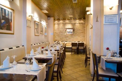 Da Bruno: Γνήσια Ιταλική ποιότητα στο Παλαιό Φάληρο!