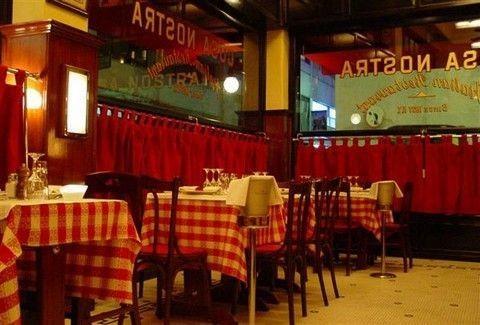 COSA NOSTRA: Ένα αυθεντικό ιταλικό... μαφιόζικο εστιατόριο στο κέντρο της Αθήνας! (PHOTOS)