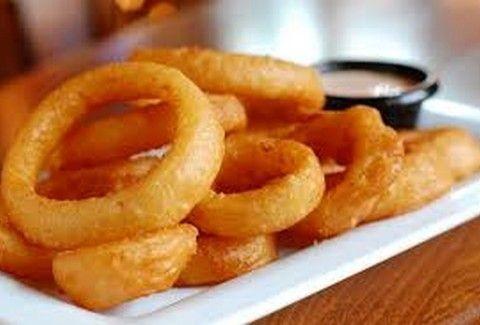 To τέλειο μυστικό για να σας βγουν τα onion rings απίστευτα τραγανά και νόστιμα!
