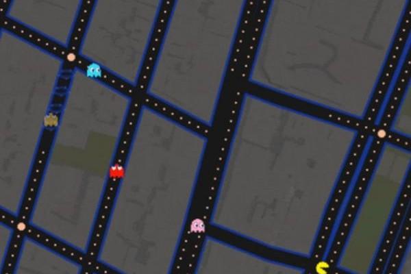 ΣΤΑΜΑΤΑ ο,τι ΚΑΝΕΙΣ! Στο Google Maps πλέον μπορείς να παίξεις Pac-Man!
