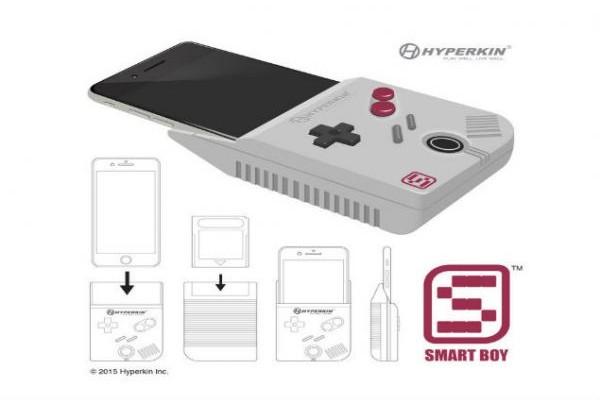 Αυτή είναι πατέντα! Κάνε το iPhone σου Game Boy!