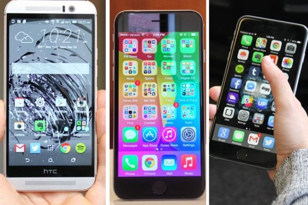TOP 10: Τα καλύτερα smartphones της αγοράς αυτή την στιγμή! (PHOTOS)