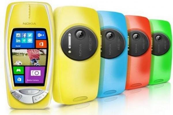 Θρυλική επιστροφή: Η Apple θα κυκλοφορήσει το Nokia 3310 σε smartphone και με κάμερα 41MPixels! (PHOTOS)